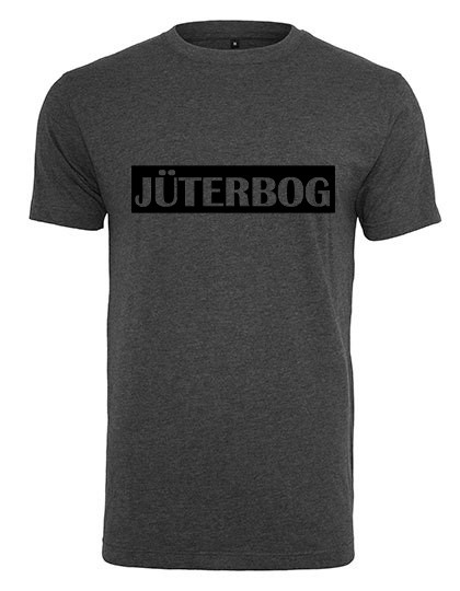 FC Viktoria Jüterbog - T-Shirt Round Neck Charcoal (Heather) BY004