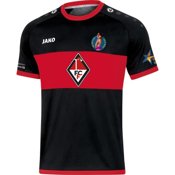 Vi Tva Sports - Jako Trikot Boca KA Herren schwarz/sportrot 4213-81