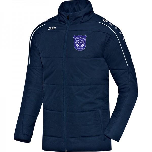 BSV Blau Weiss Podelzig - Jako Coachjacke Classico Herren marine 7150-09