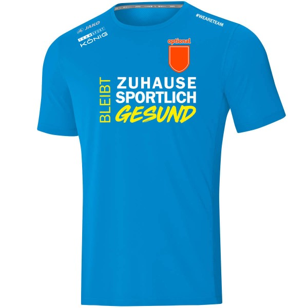 SV Union Booßen - Jako T-Shirt Bleib gesund Kinder JAKO blau BG6175-89