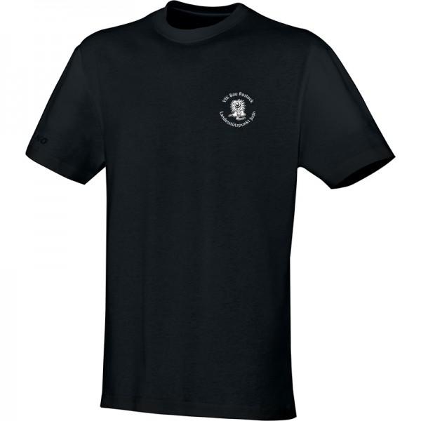 """VfK """"Bau"""" Rostock 94 - Jako T-Shirt Team Kinder schwarz 6133-08"""