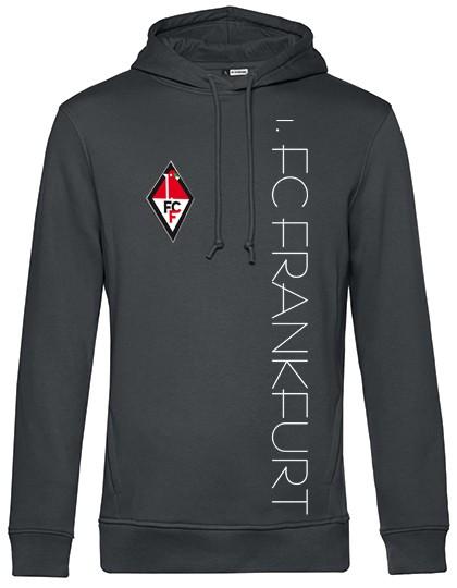 1. FC Frankfurt (Oder) - B&C Organic Hooded Sweat Asphalt BCWU33B