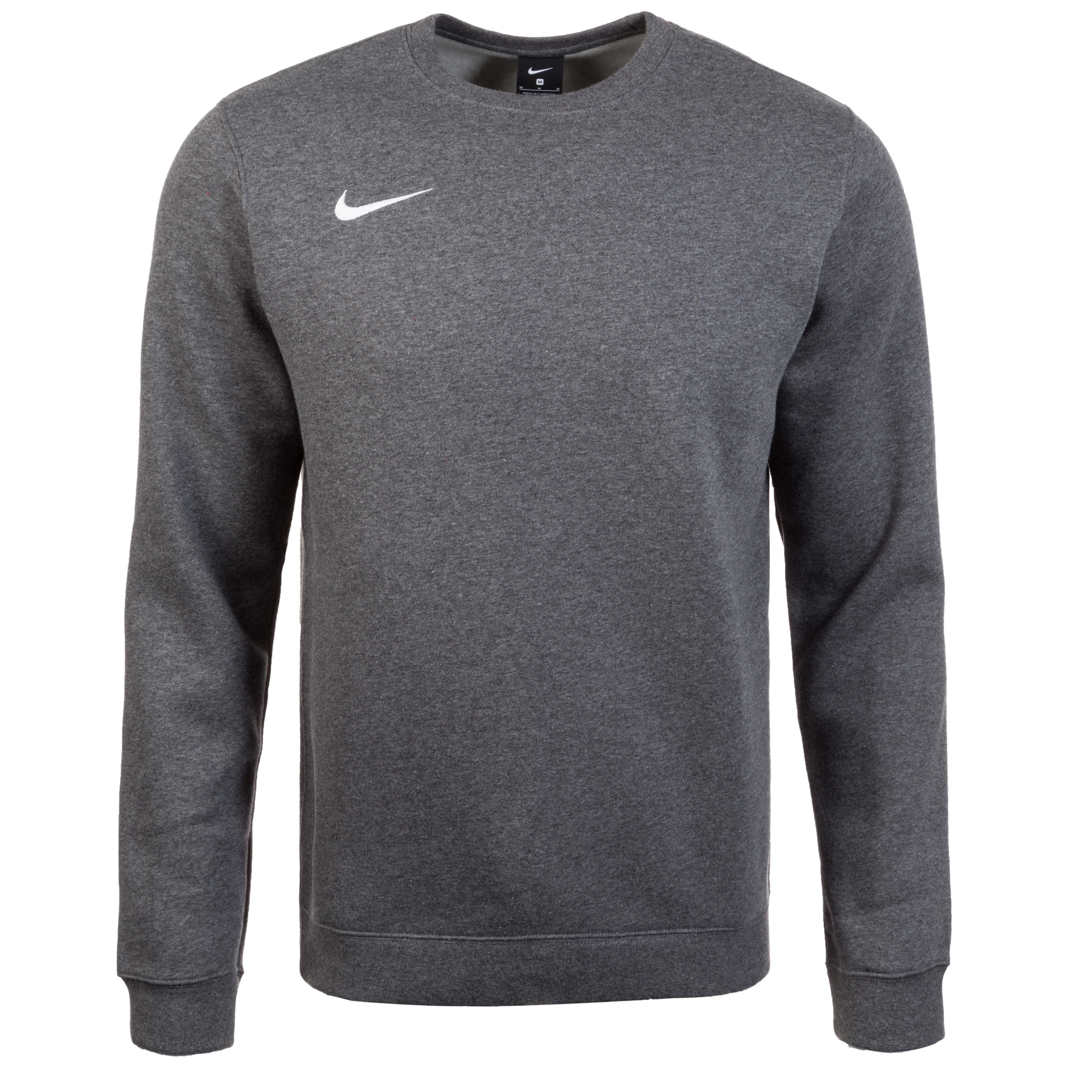 Nike Full Zip FLC Club19 Hoody Kapuzensweatjacke Herren grau AJ1313 063 XL