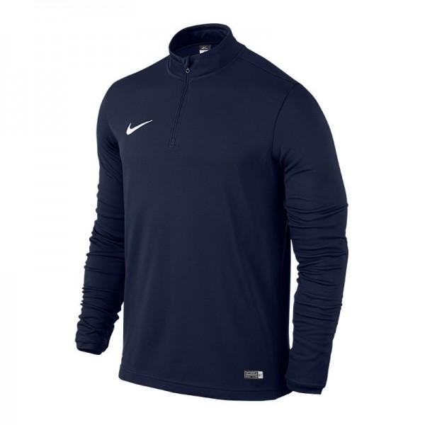 Nike Academy 16 Midlayer Herren Zip Sweatshirt hellblau Zip