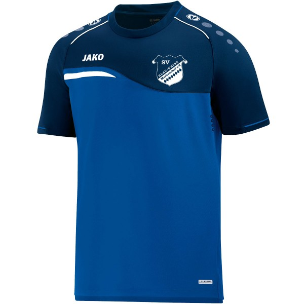 SV Blau-Weiss Markendorf - Jako T-Shirt Competition 2.0 Kinder soft royal/marine 6118-49