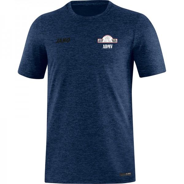 MC Auto-Mobil Berlin - Jako T-Shirt Premium Basics Herren marine meliert 6129-49